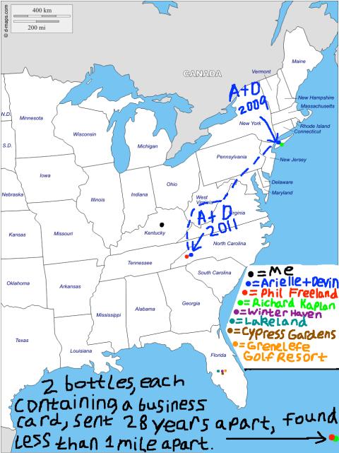 Freeland Walsh Kaplan Map