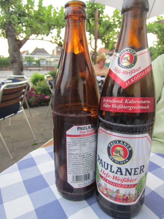 Germany Bottle Deposit System and Meteora Grill Dusseldorf