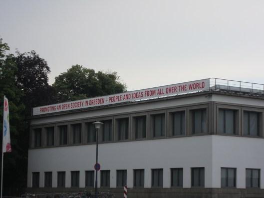 Deutsches Hygiene Museum Banner