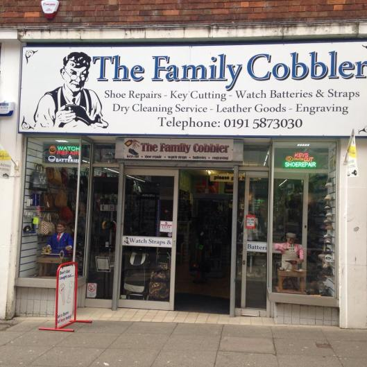 Clinton's Family Cobbler Business