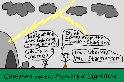 cavemen-lightning-mystery-explanation
