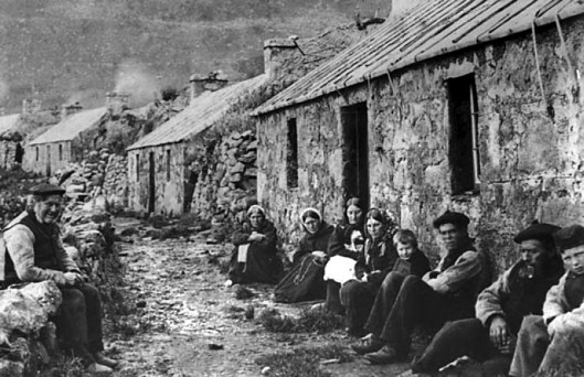 The Street in St. Kilda, 1886. The one. The only.