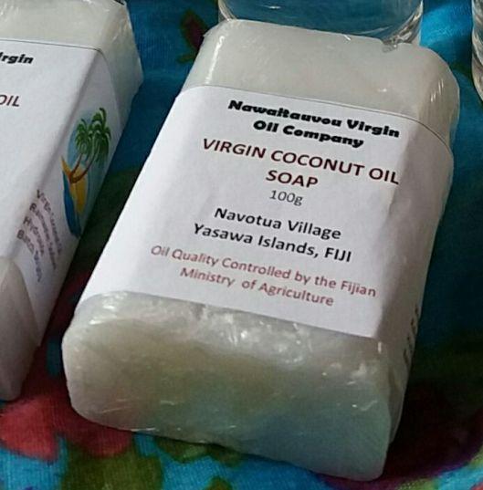 Petero's Coconut Soap