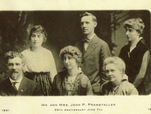 Selina Pramstaller Family