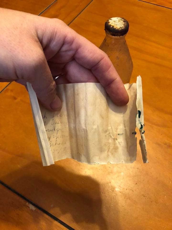 1993 Message in a Bottle Mystery from Grand Lake, OK / Woodbridge, VA Solved!