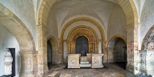 Goslar Cathedral Porch