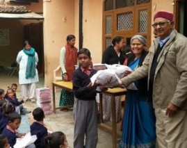 2012 Christmas Blessing India 2