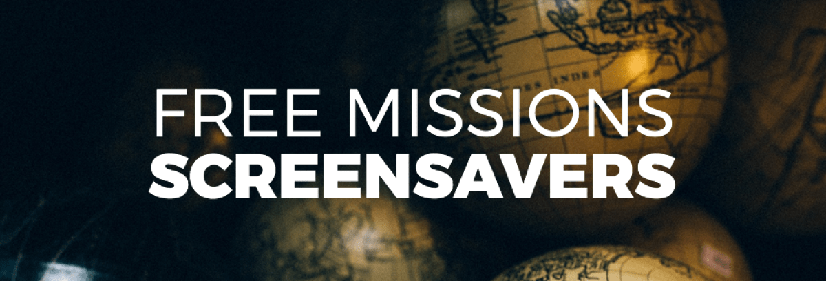 Free Missions Screensavers
