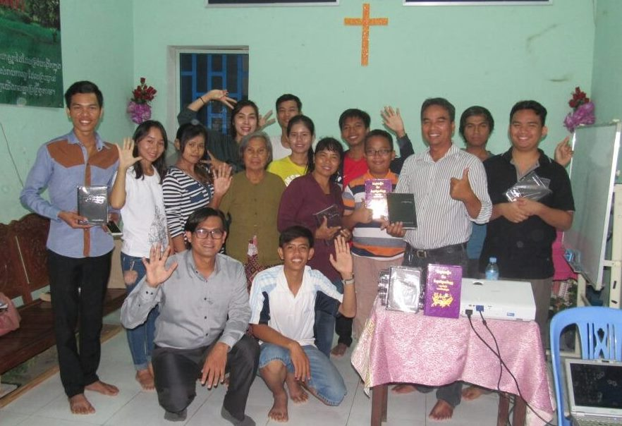 2016 Message Ministries - Bibles for Believers