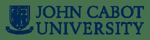 John Cabot Univerisy logo