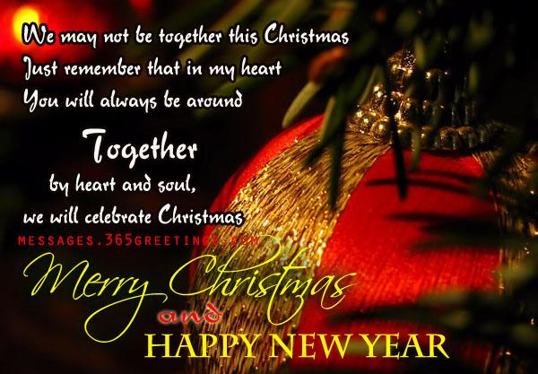 Christmas Messages For Girlfriend 365greetings Com