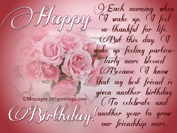 Inspirational Birthday Messages 365greetingscom