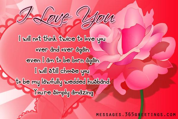 Valentine Card Words Of Love Valentine Gift – Valentine Card Words
