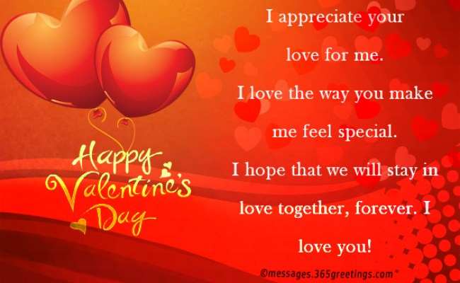Valentines Day Messages For Friends 365greetings
