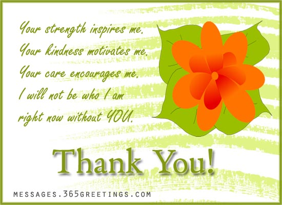 thank you messages 365greetings