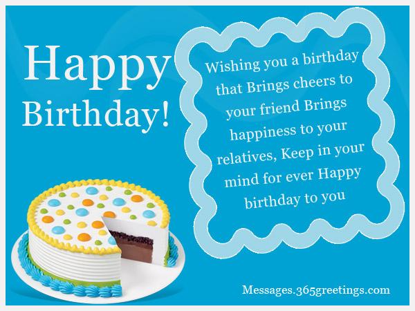 birthday wishes 365greetings com