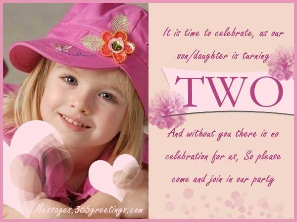 1St Birthday Thank You Card Wording gangcraftnet – First Birthday Princess Invitations