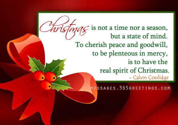 christmas card quotes and