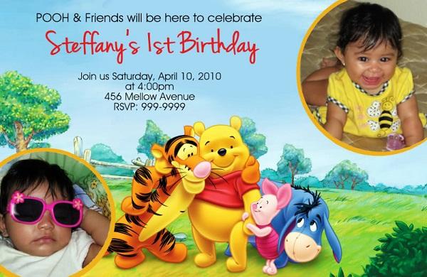 Birthday Invitations Whatsapp