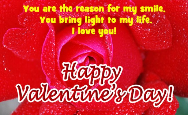 Romantic Valentines Day Messages And Greetings