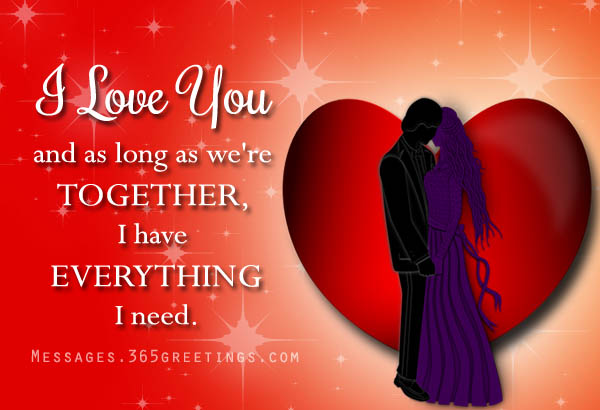 Romantic Quotes For Girlfriend 365greetings Com