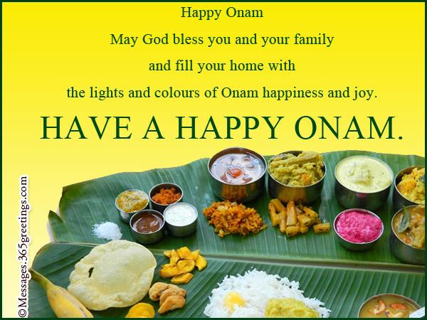 Onam Greeting Quotes