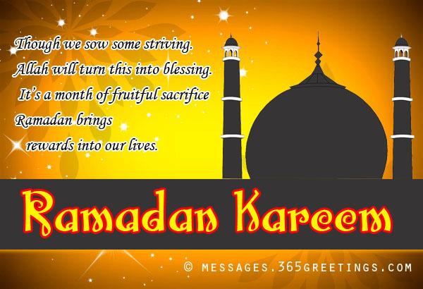 Ramadan Kareem Wishes Picture