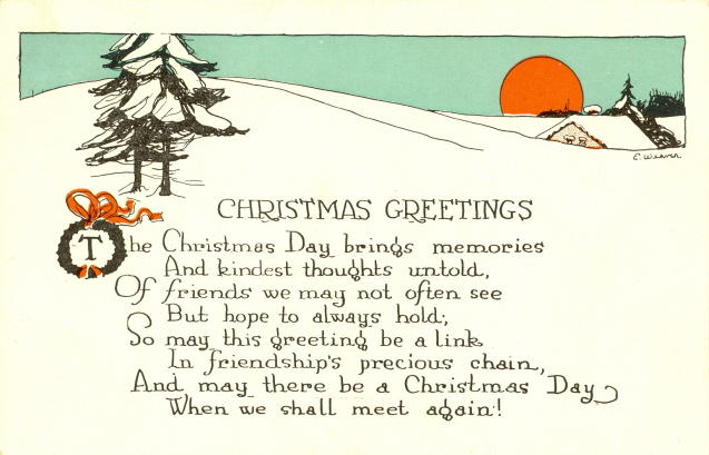 Christmas Greetings And Christmas Messages For Greeting