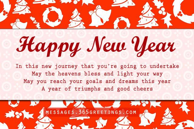 New Year Wishes Messages And New Year Greetings