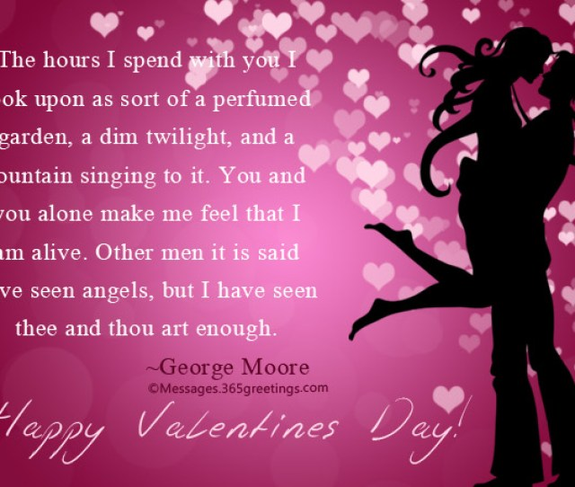 Valentines Day Quotes Messages