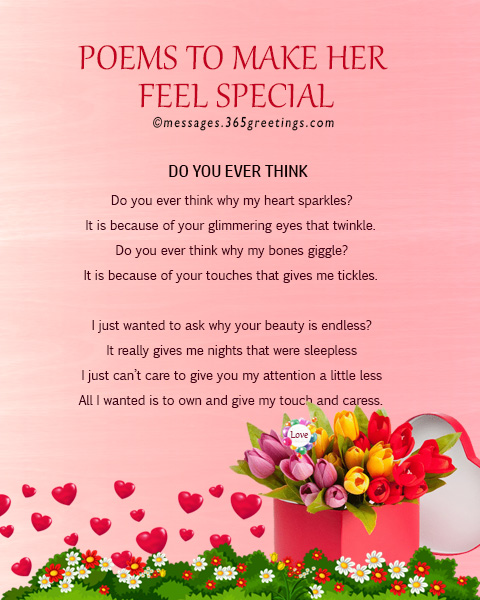 Love Poems for a Special Someone |Romantic Poems Someone Special