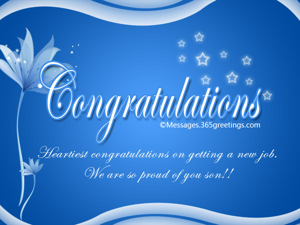 congratulation messages for new