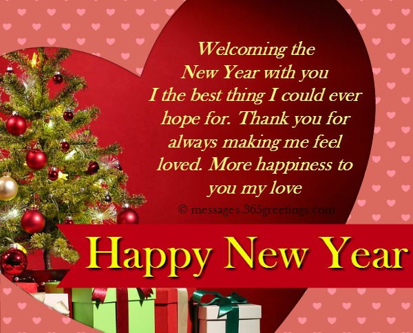 new year messages for