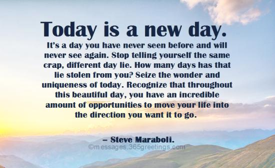 50 new day quotes