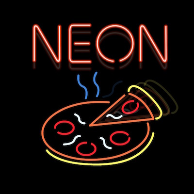 Neon Stickers for iOS Messages