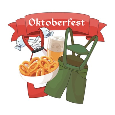 oktoberfest stickers free for iOS messages