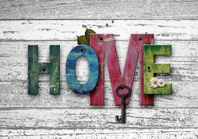 HOME et clé du domicile conjugal