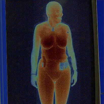 TSA death rays