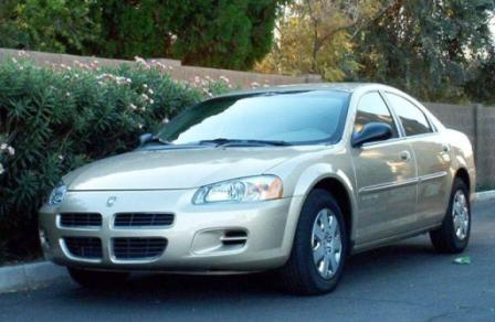 2001 Dodge Stratus SE - Not quite a Fury