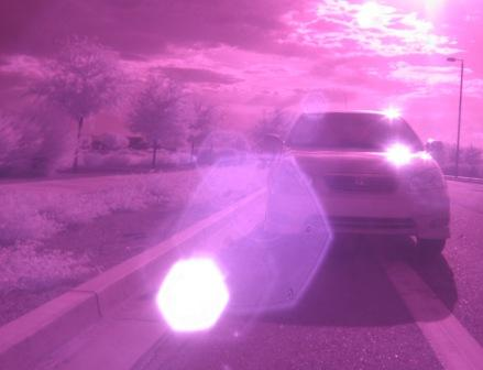 corolla infrared