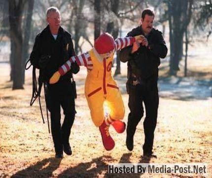 bad clown - no cookie