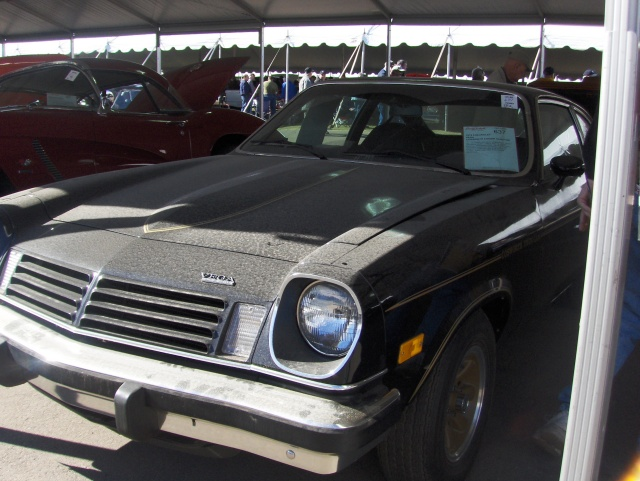 1975 Chevrolet Vega Cosworth Runs good - for a paperweight