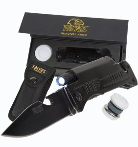 Falkes Survival Knife