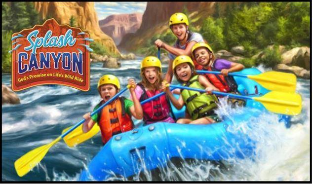 splash canyon vbs