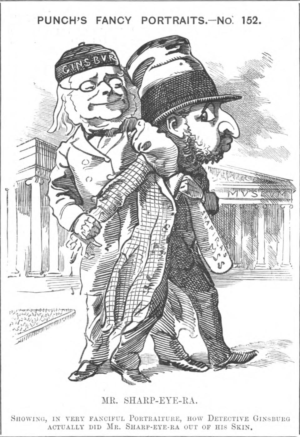 25 December 1821 Birth of David Christian Ginsburg
