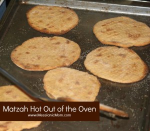 Matzah Hot out of the Oven edited