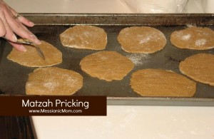 Matzah Pricking edited