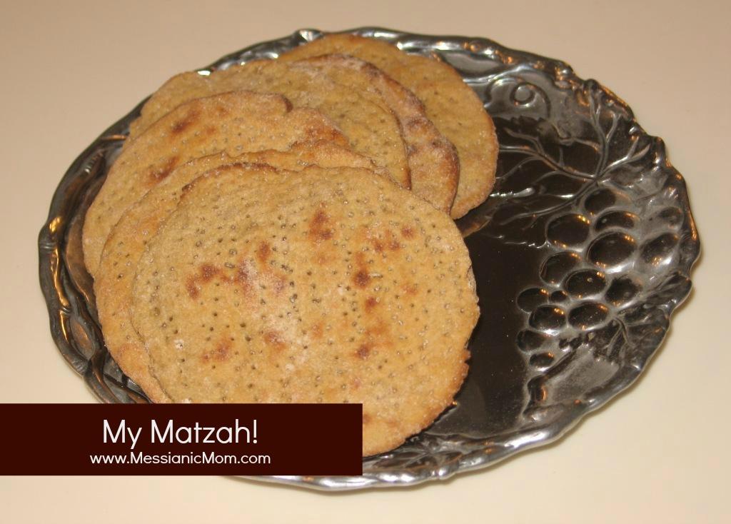 My Matzah edited