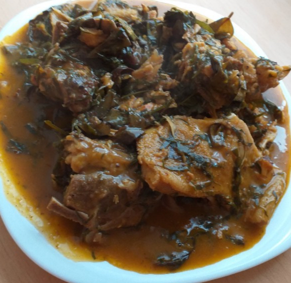 steps on how to make ofe owerri