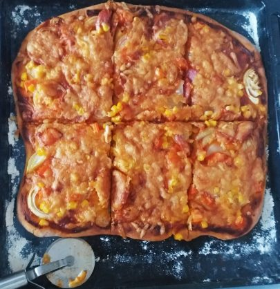 how to make pizza at home in Nigeria